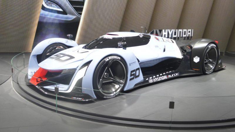 Hyundai 2025 N Vision Gran Turismo