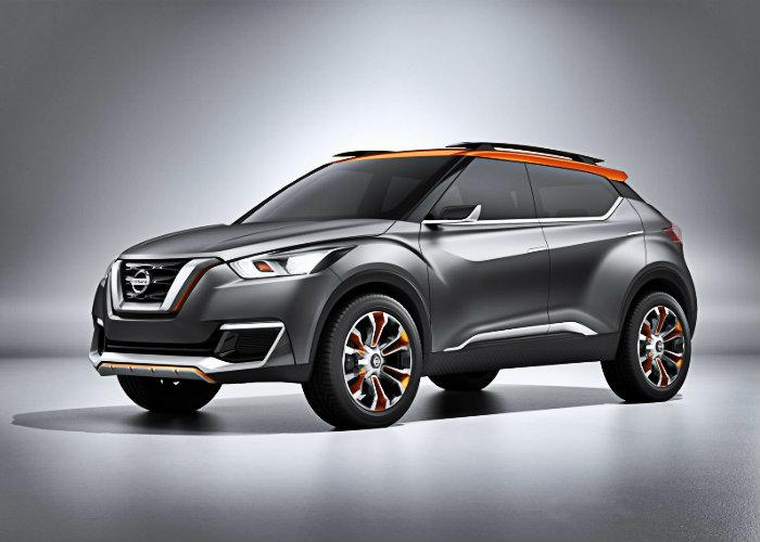 lan amento do nissan kicks no brasil novo carro. Black Bedroom Furniture Sets. Home Design Ideas