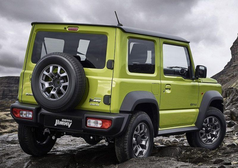 Suzuki Jimny Sierra 2019